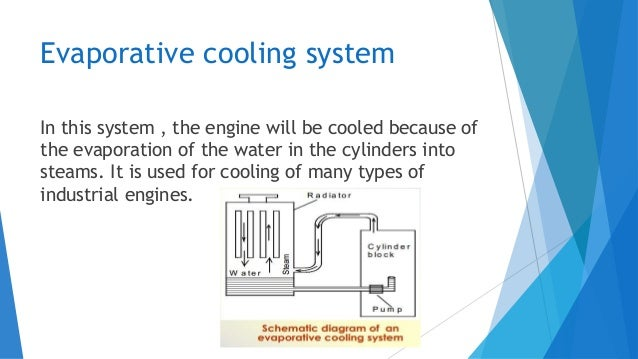 cooling system essay Cooling towers are a very important part of many chemical plants they represent a relatively inexpensive and dependable means of.