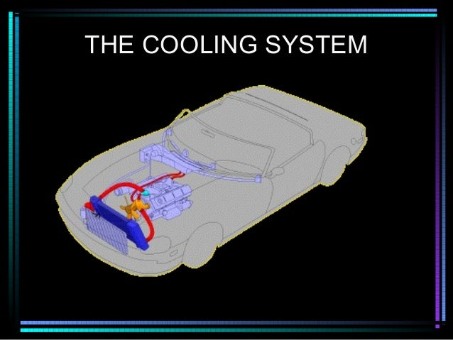 THE COOLING SYSTEM