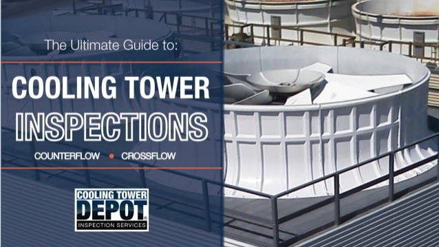 Today, our goal is to give you a complete understanding of why cooling tower inspections are so important. You will also l...