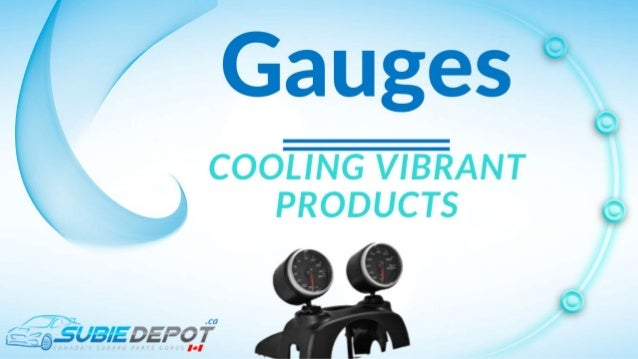 Cooling Vibrant Products for Vehicle | SubieDepot