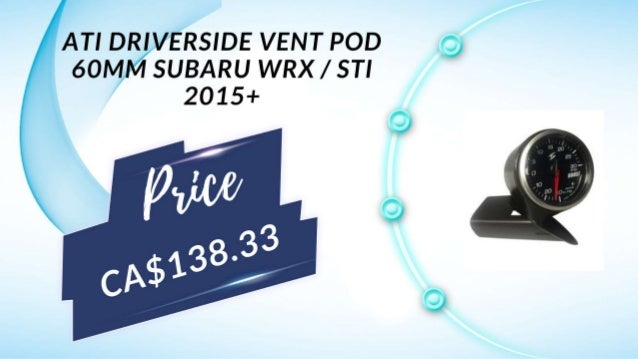 Cooling Vibrant Products for Vehicle | SubieDepot Slide 3
