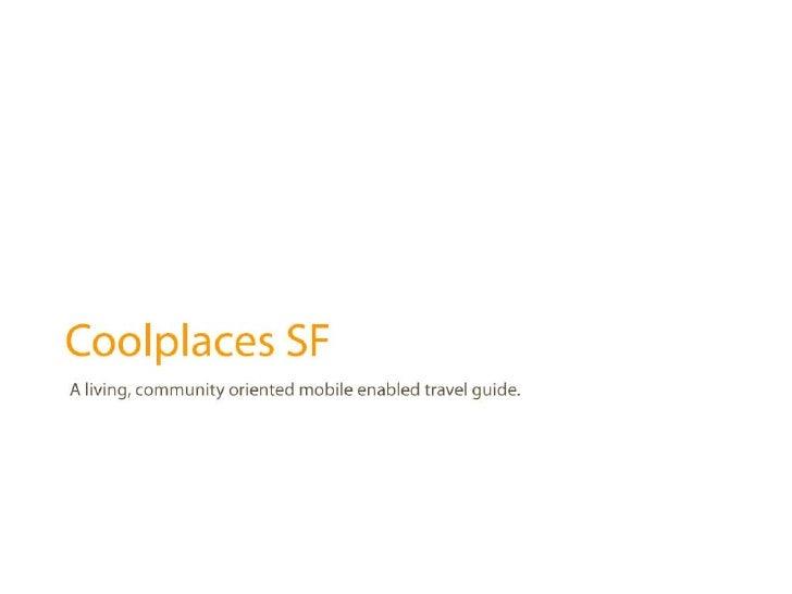 Coolplaces