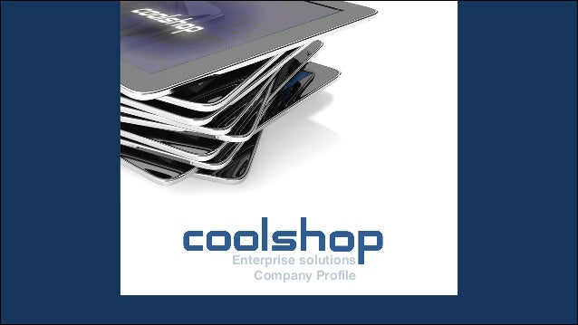 Enterprise solutions! Company Profile