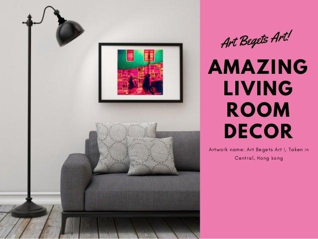 Modern Living Room Art Ideas Photos - Living Room Designs ...