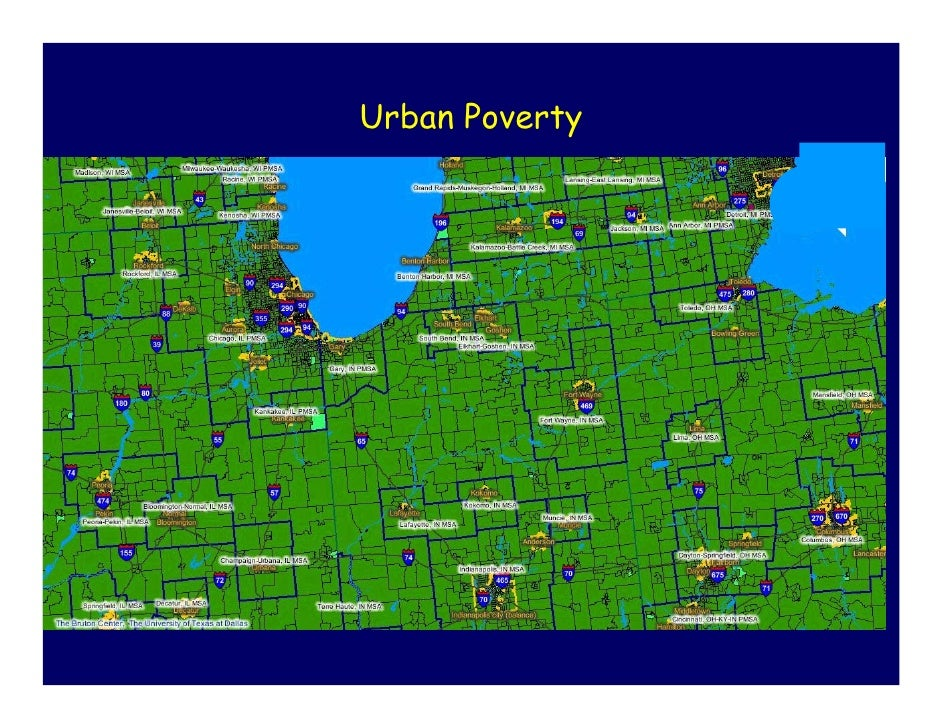 urban poverty and affluence Urban issues: poverty and affluence introduction to the field of urban studies investigating why cities are places of economic and political opportunity for some and of deprivation, discrimination, violence, and impoverishment for others.