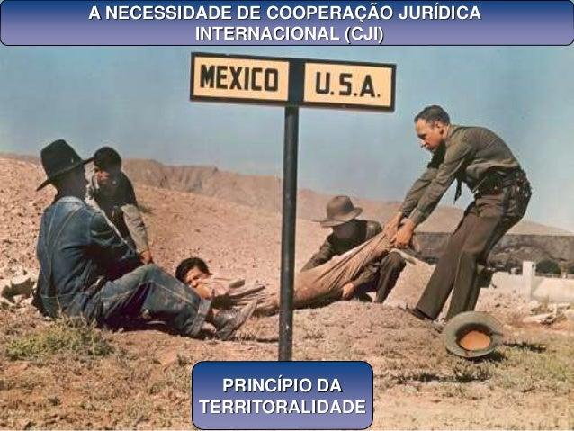 Cooperação jurídica internacional Slide 2