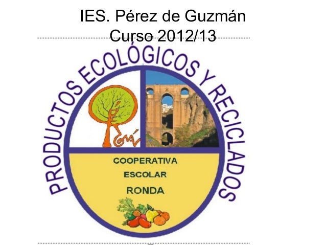 IES. Pérez de Guzmán Curso 2012/13