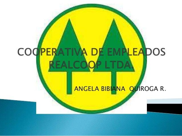 ANGELA BIBIANA QUIROGA R.