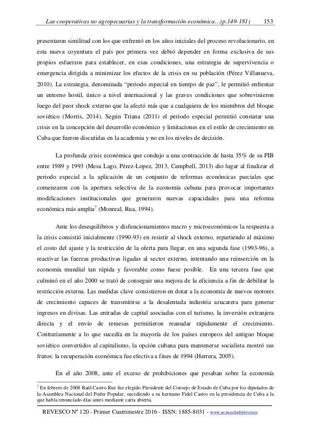Cooperativas no agropecuarias cubanas