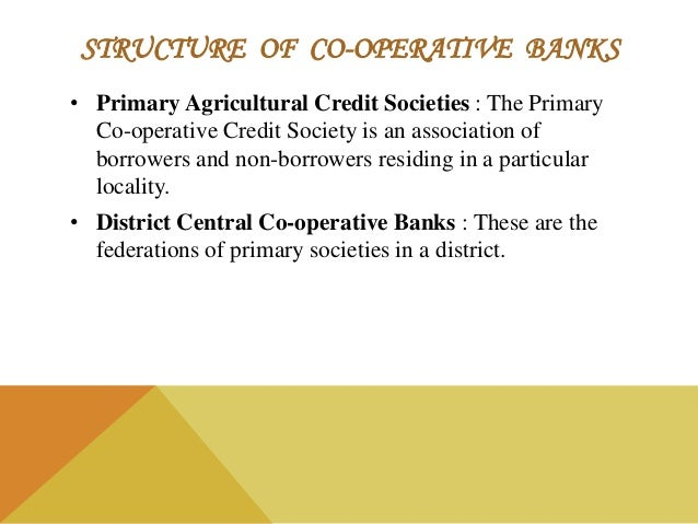 objectives functions and importance of cooperative bank Central bank of nigeria - its objectives and functions the objectives of the central bank of nigeria [cbn] derives from the provisions of the cbn decree no 24, 1991 as amended include.