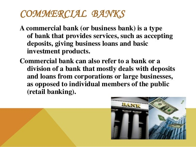 Cooperative and commercial banks in india