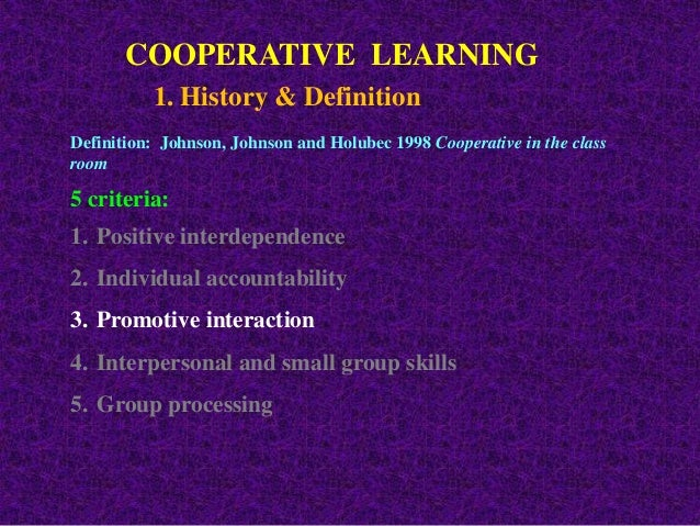 Cooperative Clusters Classroom Design Definition ~ Cooperative learning