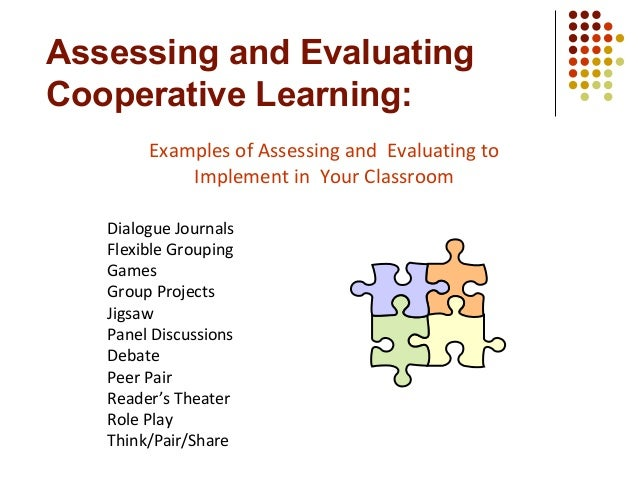 Cooperative learning for Cooperative learning lesson plan template