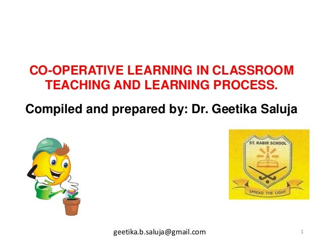 cooperative learning in the classroom pdf