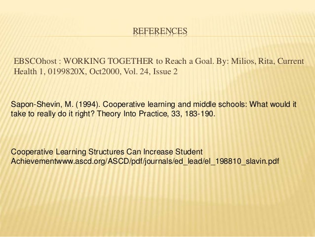 cooperative learning theory research and practice slavin pdf