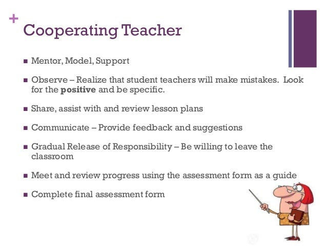 Coop teacher 1 post teaching reflection 6 expocarfo