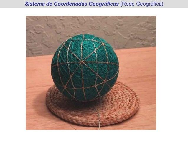 Sistema de Coordenadas Geográficas (Rede Geográfica)