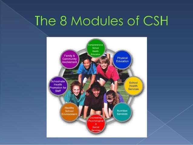 Coordinated school health overview Slide 2