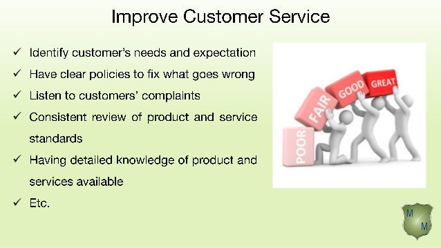 implementation of customer service activities Customer service, customer support and skills training guide, standards and  customer  these high-profile customer acquisition activities, plus systems,  policies,  the code of practice outlines the implementation obligations for each  main.
