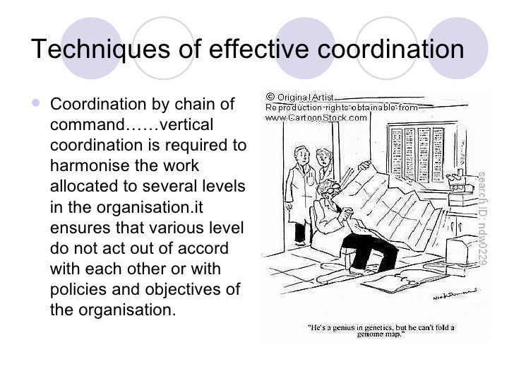 techniques of effective coordination So much company time, money and resources are wasted because of coordination issues such as: by rowen untivero projects that get delayed because of coordination failures.