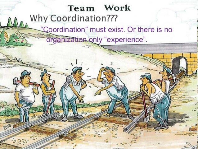 coordination ppt