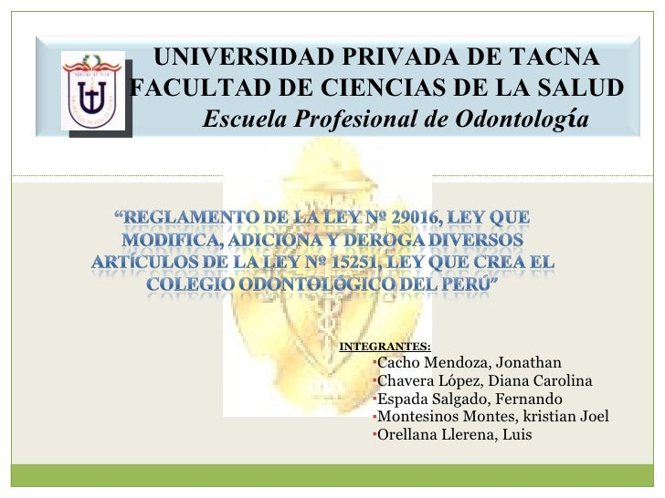 <ul><li>INTEGRANTES: </li></ul><ul><ul><li>Cacho Mendoza, Jonathan </li></ul></ul><ul><ul><li>Chavera López, Diana Carolin...