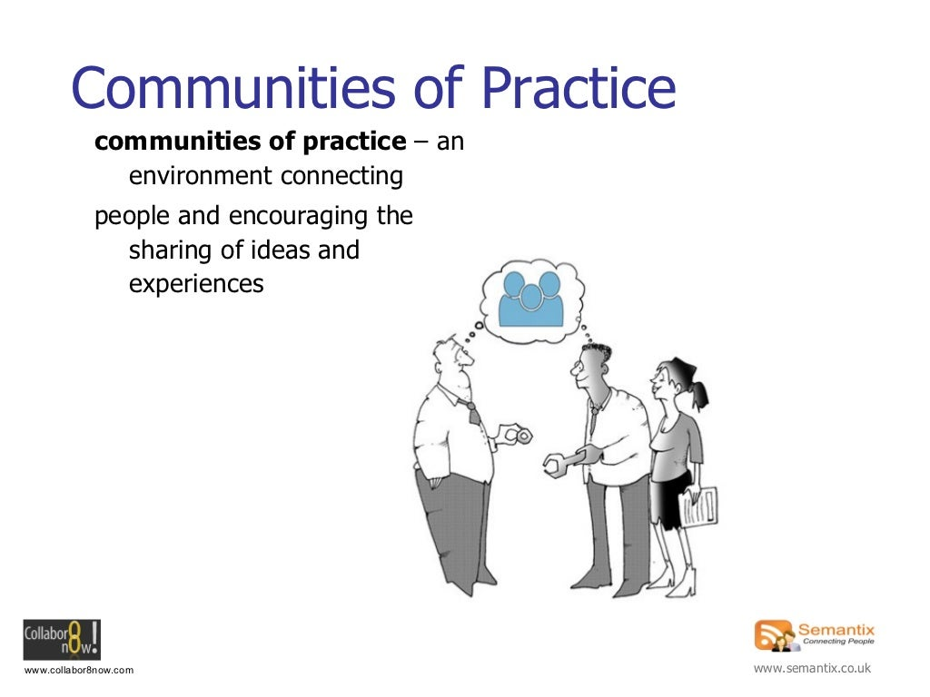 communities of practice communities of Communities of practice march 2011 1 transformative dialogues: teaching & learning journal volume 4 issue 3 march 2011 communities of practice: a checklist for success.