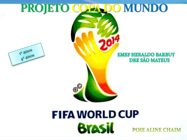 PROJETOCOPA DO MUNDO