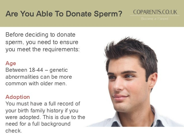 How much does donating sperm pay