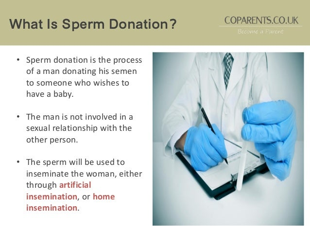 Donate sperm for pic 944