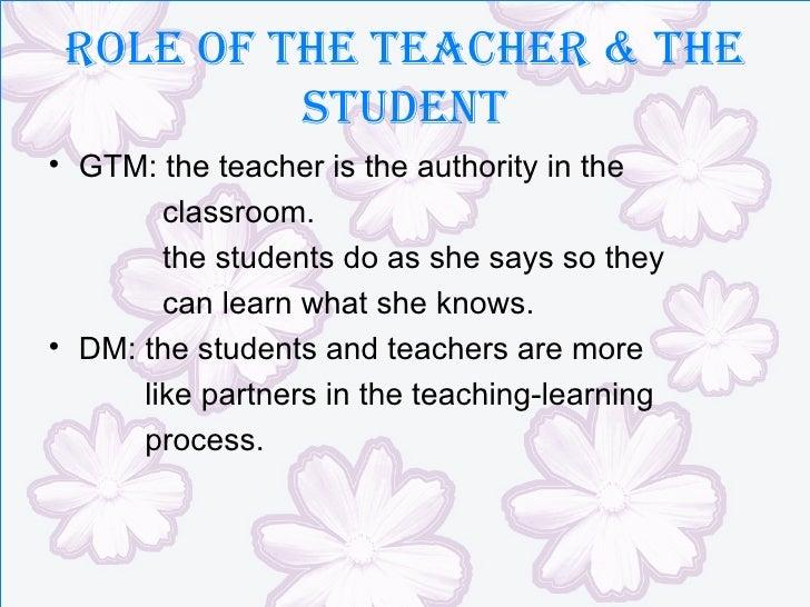 Coparison of three teaching methods Slide 3