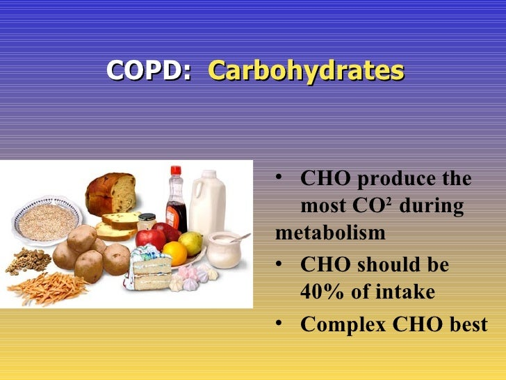copd and nutrition Even though copd is a lung disease, it also affects a patient's ability to eat enough and can lead to unhealthy weight loss, extreme thinness and muscle wasting.