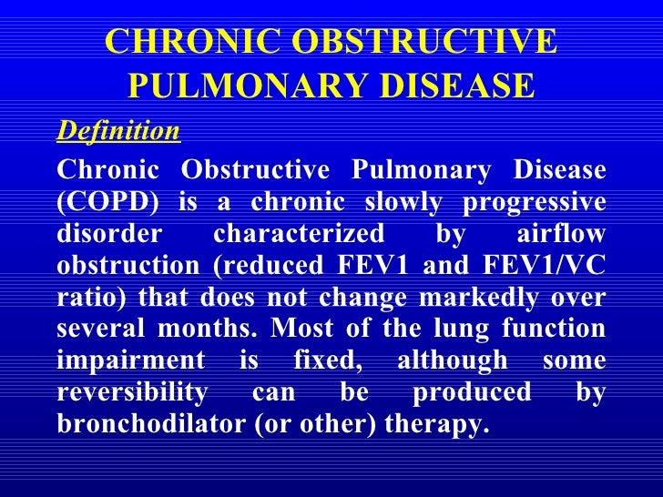 COPD Slide 2