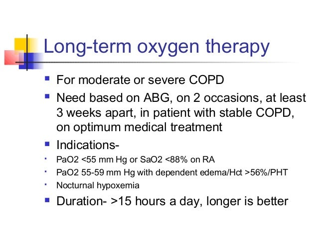 long term oxygen therapy pdf