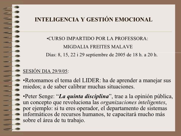<ul><li>CURSO IMPARTIDO POR LA PROFESSORA:  </li></ul><ul><li>MIGDALIA FREITES MALAVE </li></ul><ul><li>Días: 8, 15, 22 i ...