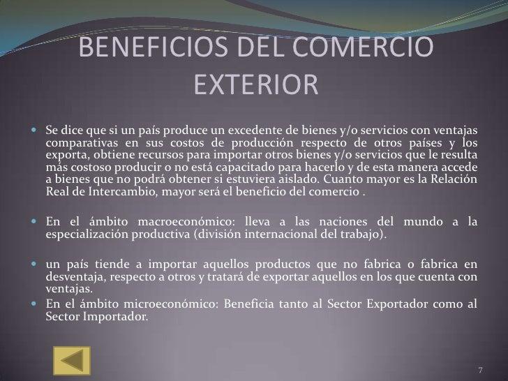 Instituciones y organizaciones del comercio exterior for Comercio exterior que es