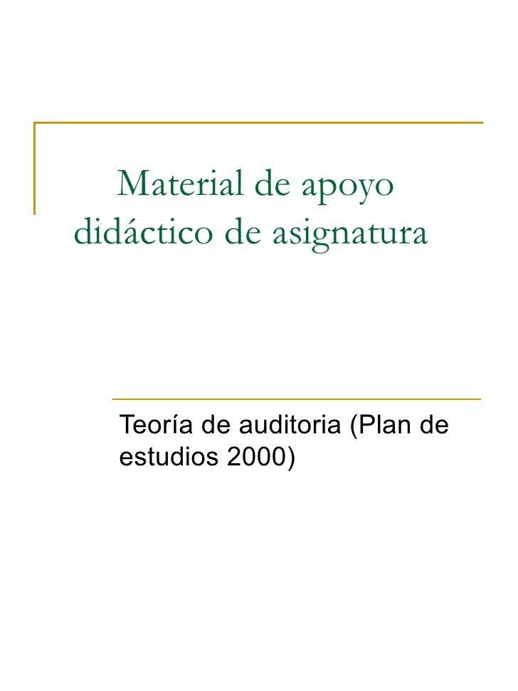 Copia (3) de teoria de auditoria