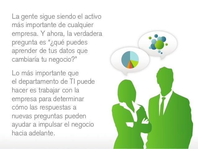 """La gente sigue siendo el activo más importante de cualquier empresa. Y ahora, la verdadera pregunta es """"¿qué puedes aprend..."""