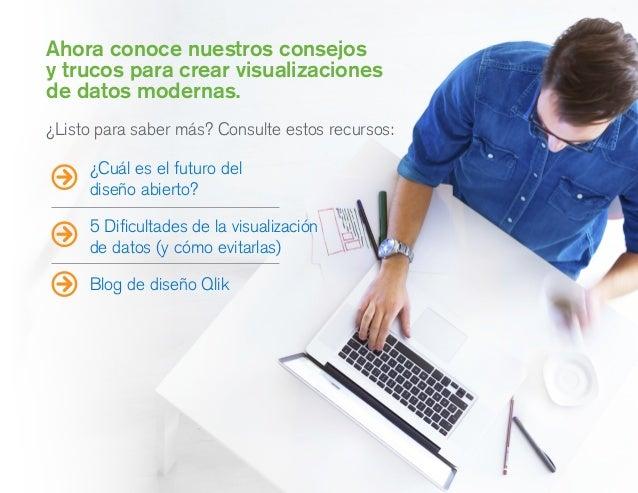 Ahora conoce nuestros consejos y trucos para crear visualizaciones de datos modernas. ¿Listo para saber más? Consulte esto...
