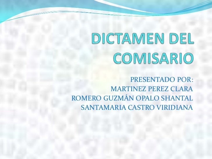 PRESENTADO POR:        MARTINEZ PEREZ CLARAROMERO GUZMÁN OPALO SHANTAL  SANTAMARIA CASTRO VIRIDIANA