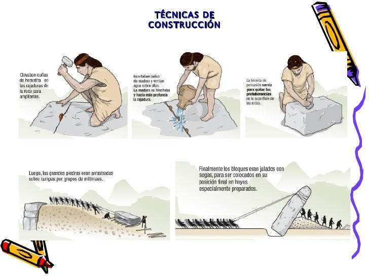 Copia de manifestaci n cultural inca for 5 tecnicas de la arquitectura