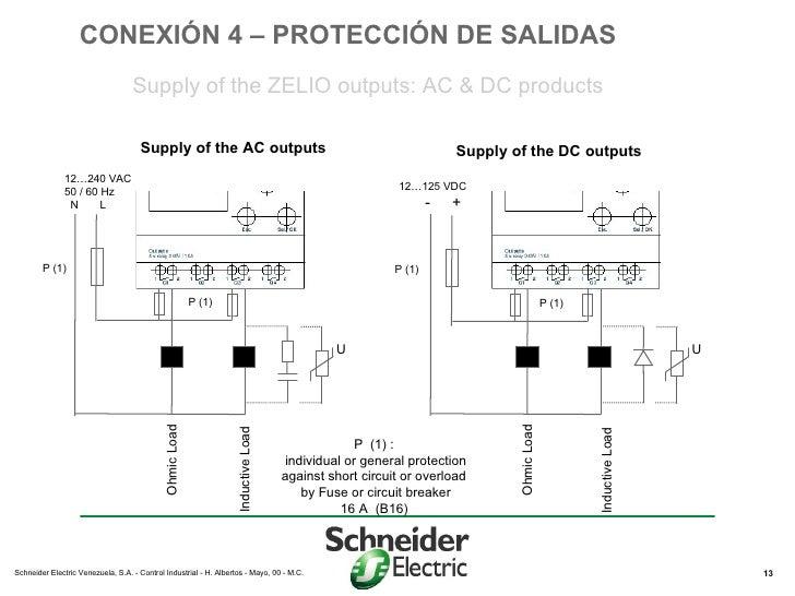 24vdc wiring  diagram copia de presentacion zelio  copia de presentacion zelio