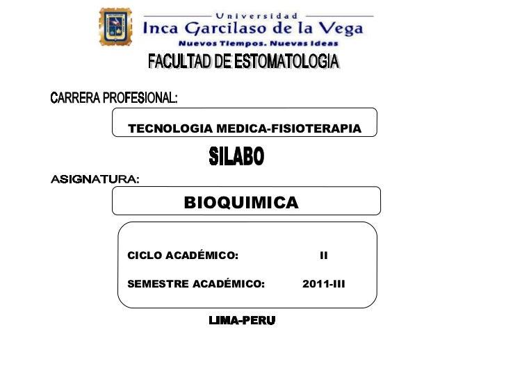 Copia de silabo de bioquimica 2011 iii uigv