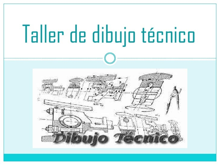 Proyecto taller de dibujo t cnico for Proyecto tecnico ejemplos