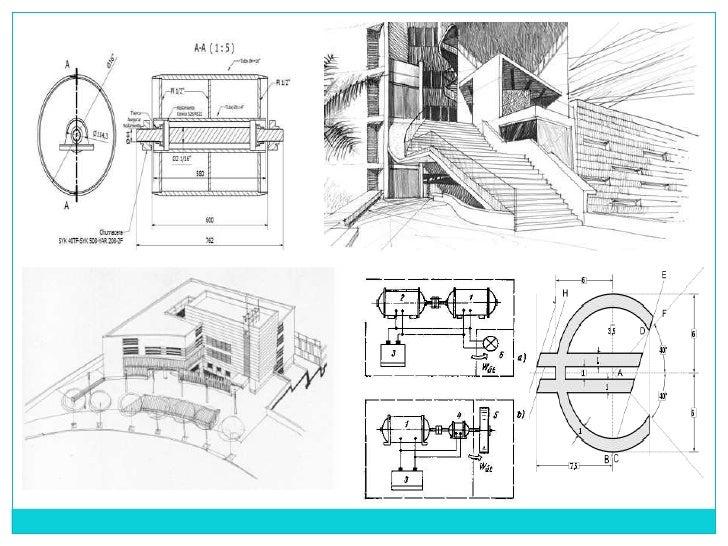 Proyecto taller de dibujo t cnico for Plano de planta dibujo tecnico
