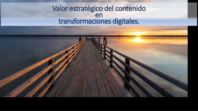 Soluciones de negocios – Sesión de Visión & Compromiso Ciudad de México – 21 de noviembre de 2018 Valor estratégico del co...