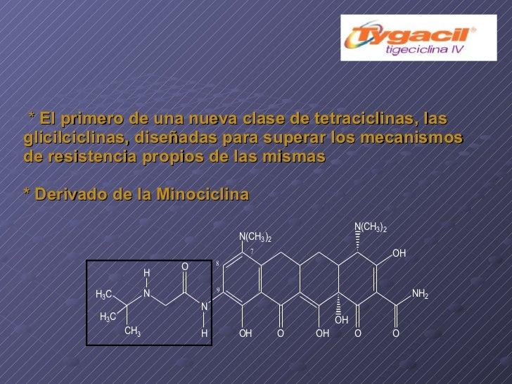 Tigeciclina Slide 2