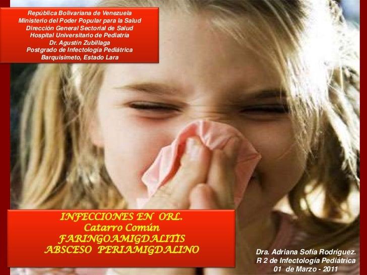 República Bolivariana de VenezuelaMinisterio del Poder Popular para la Salud  Dirección General Sectorial de Salud    Hosp...