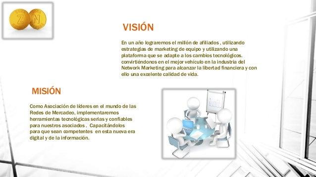 Apresentacion PLAN BINARIO OFICIAL de Negocios Zona Network 1.2 Slide 3