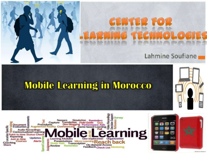 Mobile Learning Project                          Mobile learning is the provision of education and                        ...